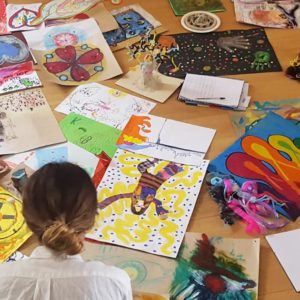 Art Therapy 3-Day Seminar Cape Town