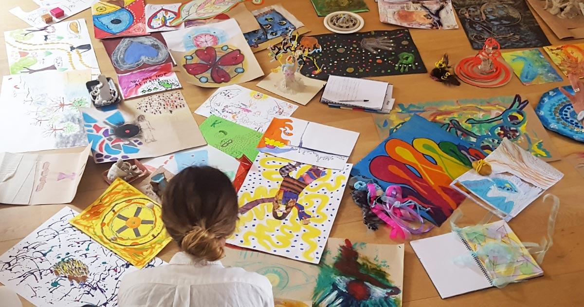 Art Therapy 3-Day Seminar Cape Town