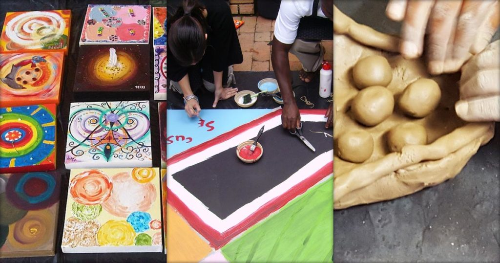 Art Therapy Creative Workshops for Corporate Year-End Functions