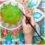 Art Therapy Mandala Workshops for Corporates
