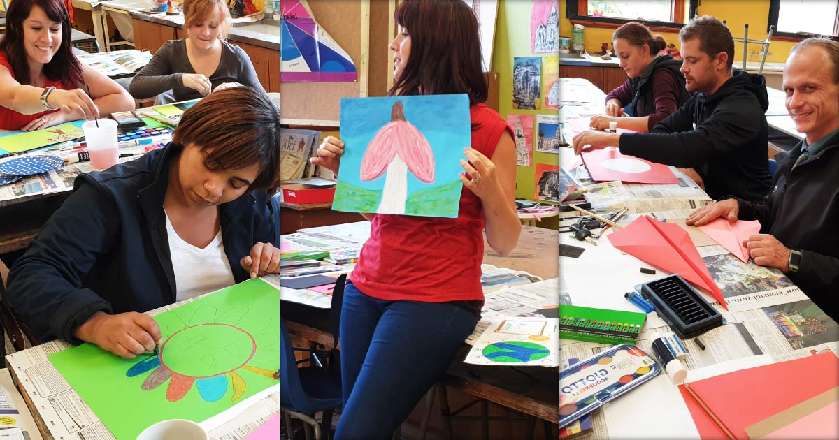 Art Therapy in Education Workshops