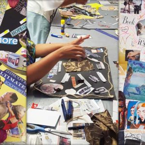 Art Therapy Vision Board Workshop - Cape Town